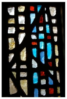 St. Stephen's Stained Glass window