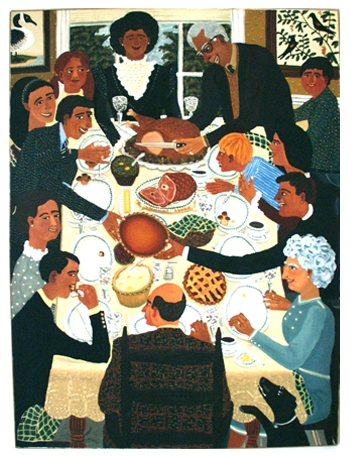 David Bates Thanksgiving