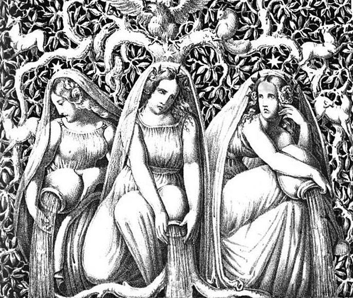 Three Norns