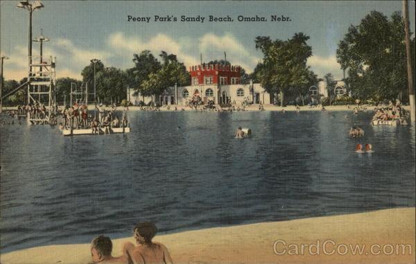 Peony Park beach