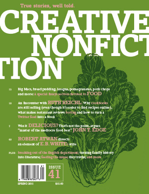 Creative nonfiction place essays