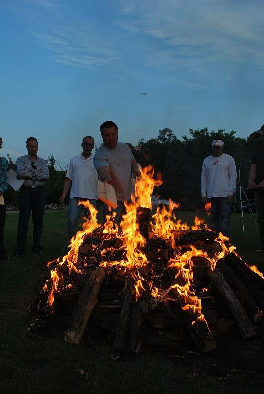 fireburning