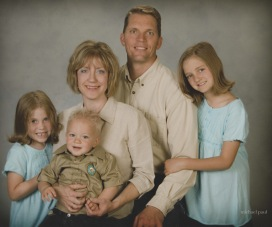 Dr. Trent Burrup and family