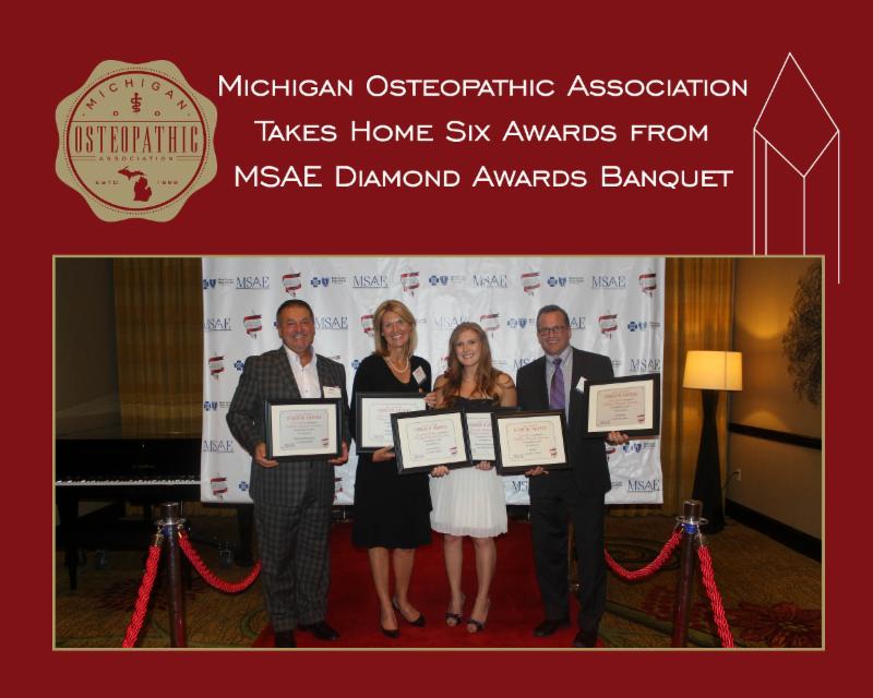 MOA Takes Home 6 Awards From MSAE Diamond Awards