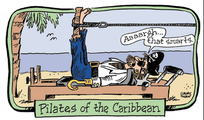 Pilates of Caribbean