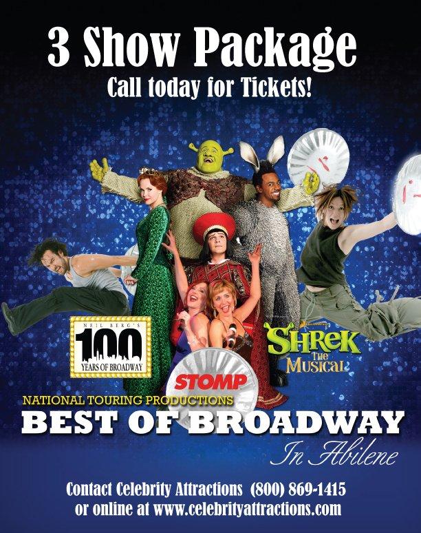 Dec 2011-2012 Broadway