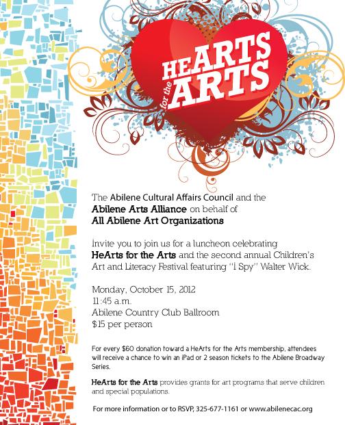 Hearts Invite 2012