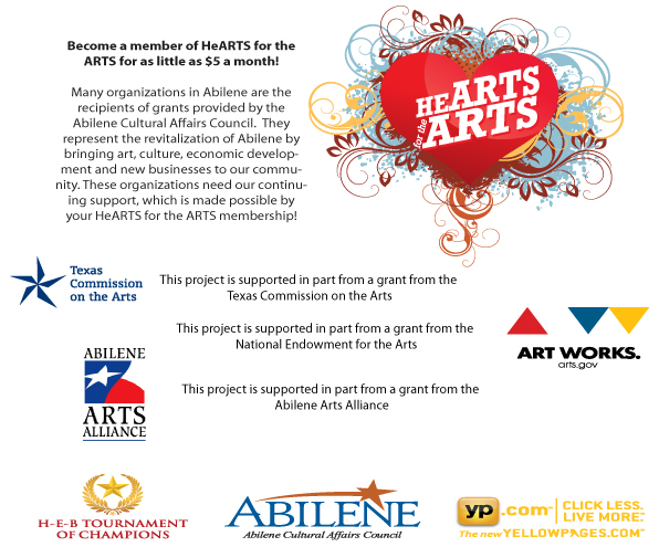 Hearts for the Arts