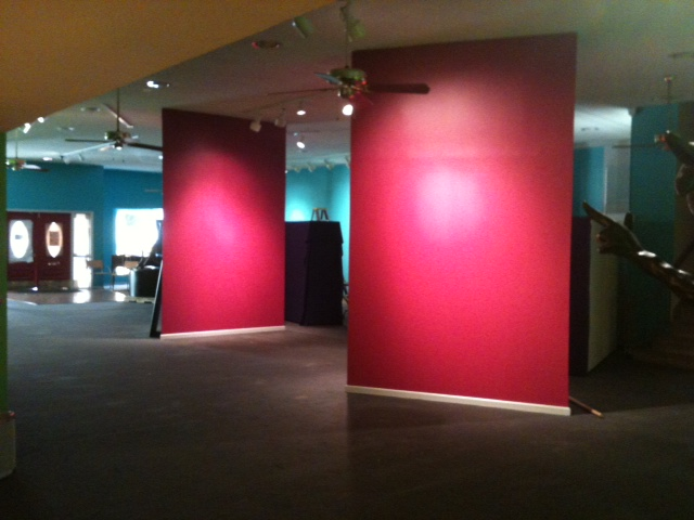 Center walls