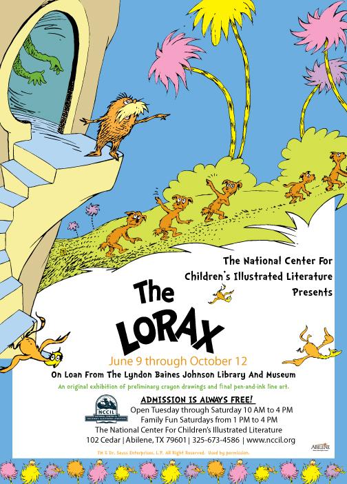 Lorax June NCCIL