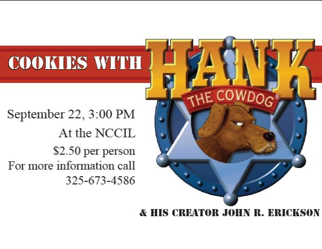 Hank Cow Dog