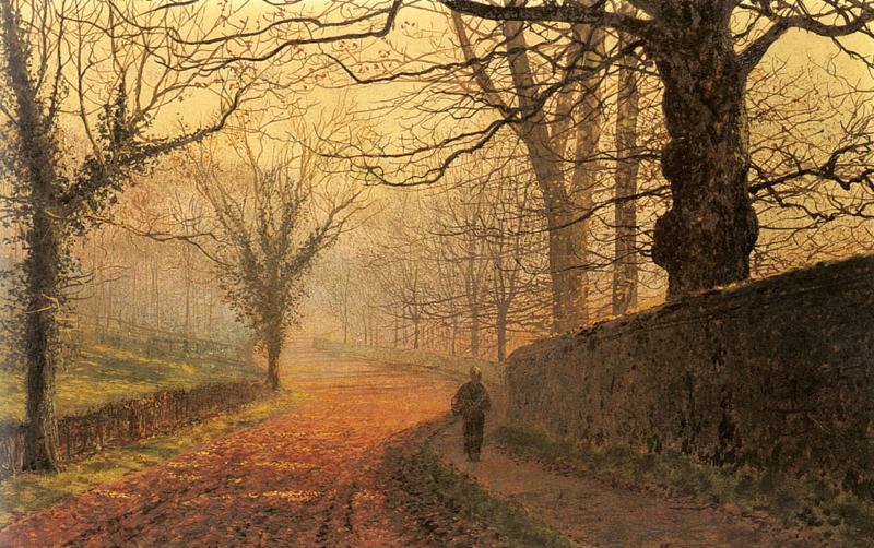 Nov. Park Painting