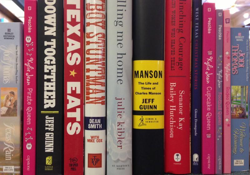 2013 West Texas Book Festival