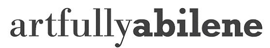 Artfully Abilene logo