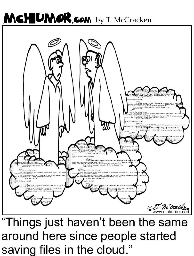 Cloud Cartoon 2