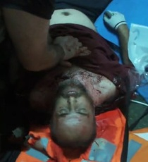 flotilla raid victim aboard Mavi Marmara