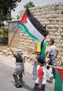 Protest in Bil'in