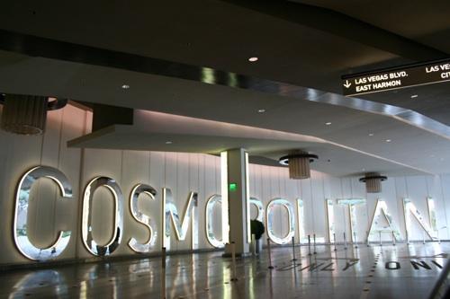 Cosmo Hotel Vegas 2013