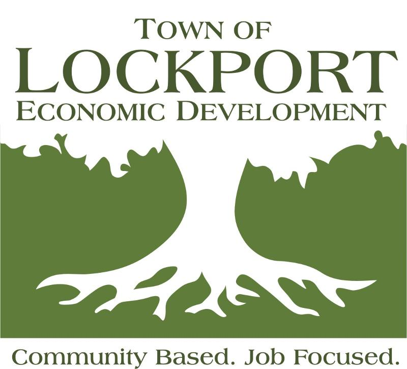 Town of Lockport Economic Development Logo