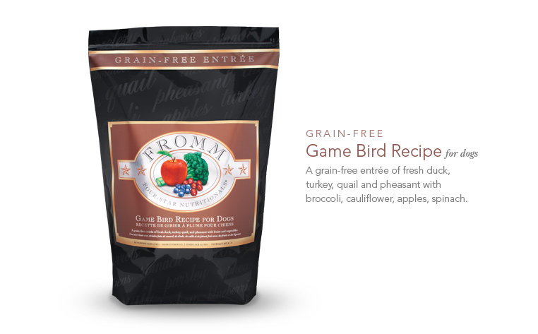 FROMM Game Bird Recipe