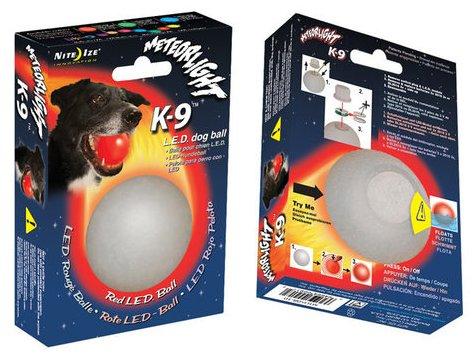 Meteorlight K-9 L.E.D. Dog Ball