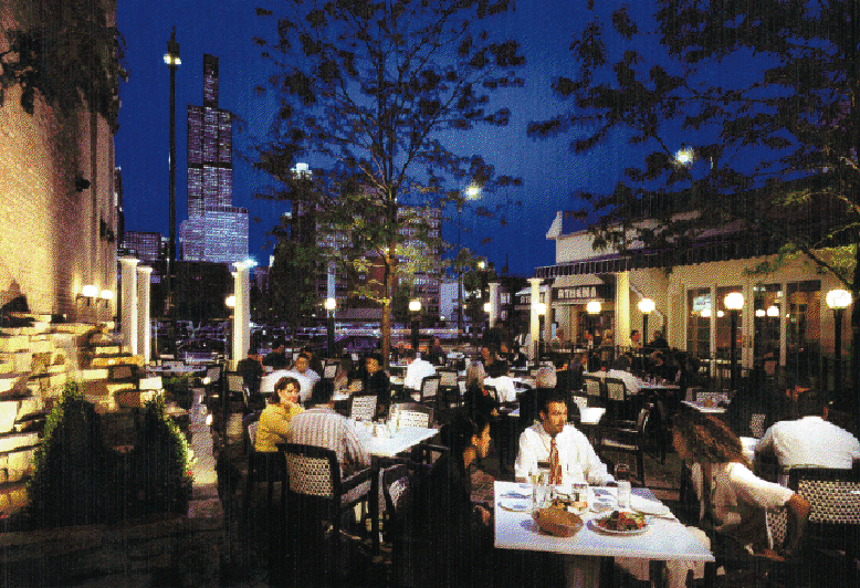 For The Hot Summer Days And Nights, Enjoy Lunch Or Dinner On Athena U0027s  Beautiful Outdoor Patio, Which Has Continuously Been Rated Among Chicagou0027s  Best ...