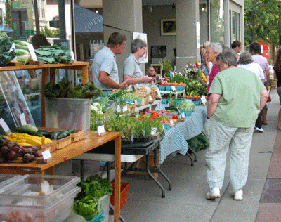 Jamestown Farm MArket