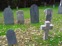 Saints & Sinners Cemetery Tour