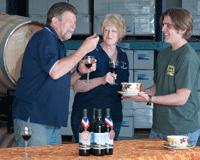 Chautauqua Wine Harvest Fest