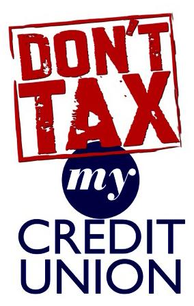 Don't Tax My CU