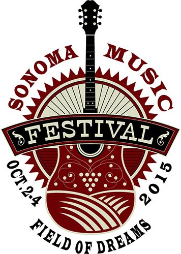 Sonoma Music Festival logo