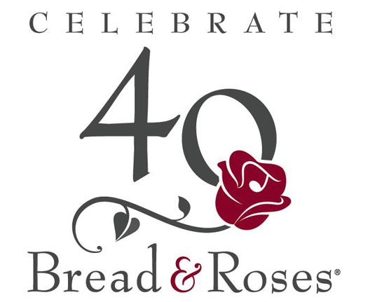 B&R 40th logo