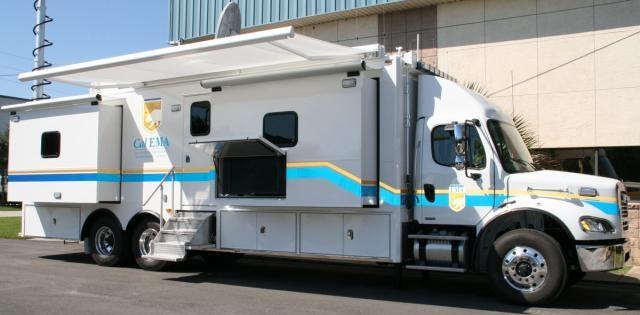 Mobile Emergency Operations Center : Calema newsletter december