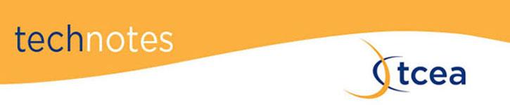 technotes banner header