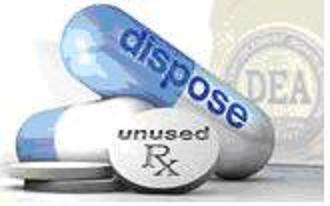 RX drug disposal