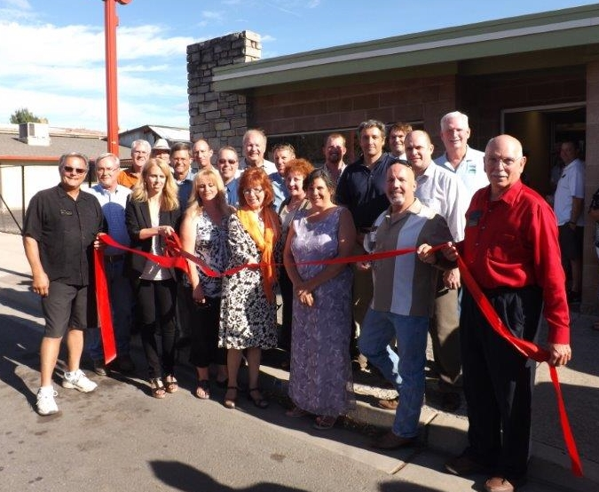 LC Winegrape Commission office opening