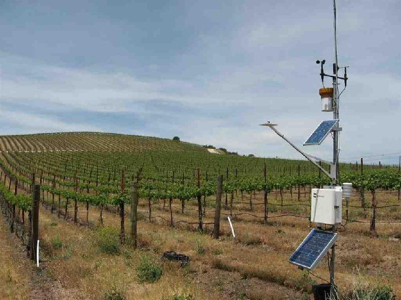 Red Hills 2 weather station