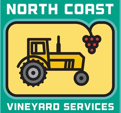 North Coast Vineyard Services logo