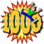 1000 member