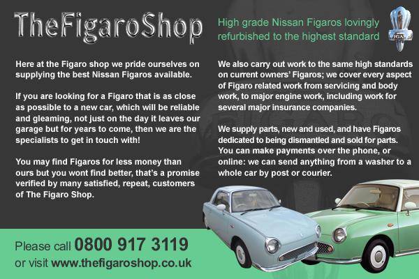 Figaroshop Advert