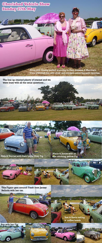 Cherished Vehicle Show