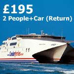 Ferry Prices