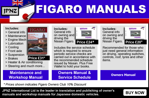 your figaro owners club newsletter has arrived!, Wiring diagram