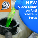 Video on antifreeze