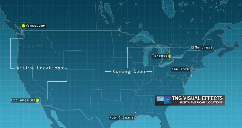 locations toronto