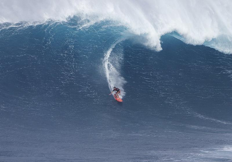 Ian Walsh at Jaws 2012 - Credit Fred Pompermayer