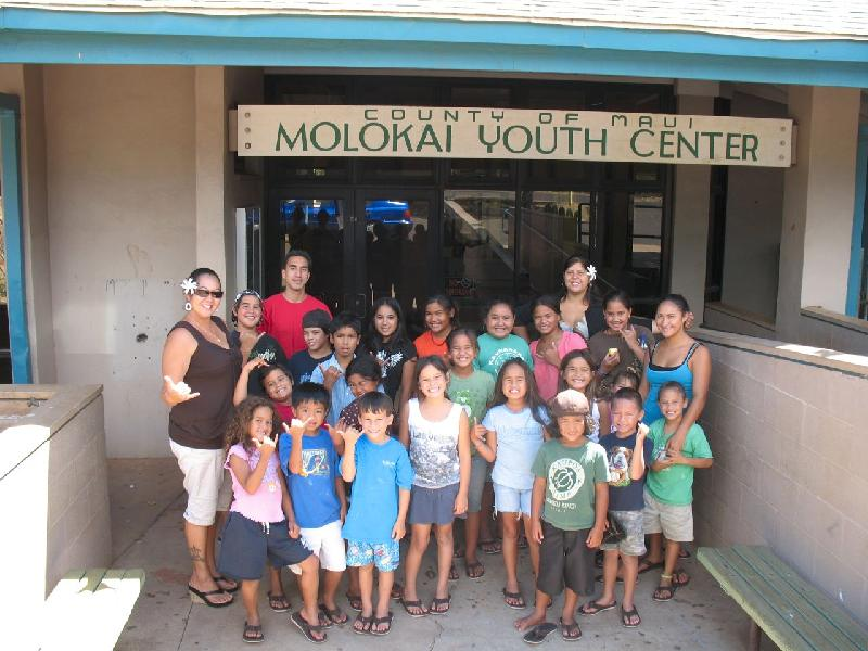 Molokai Donation