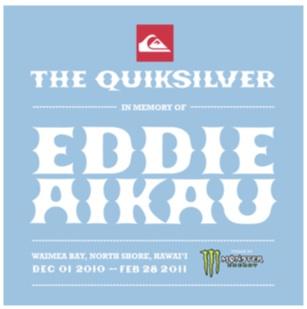 Quiksilver Eddie logo