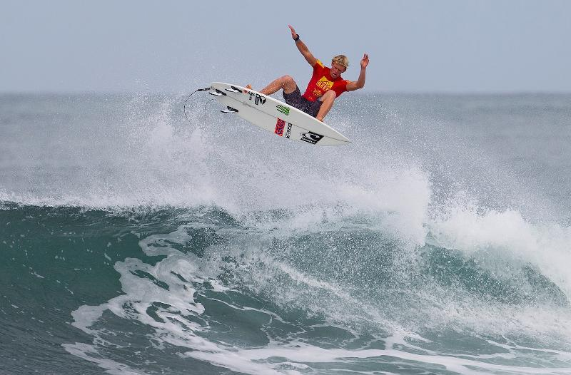 JOHN FLORENCE - Highest Scoring Air of the Day. Photo: ASP/Kirstin.