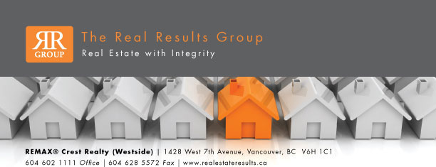 THE REAL RESULTS GROUP   Real Estate with Integrity